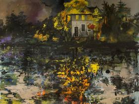 Malerei 2012