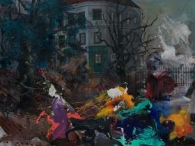 Malerei 2008
