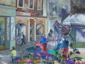 Malerei 2009