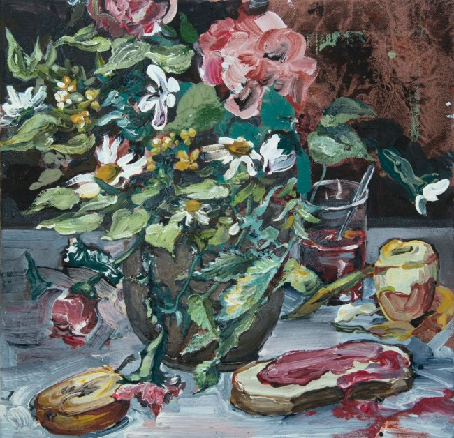 Fruehstueck - Ilka Meschke